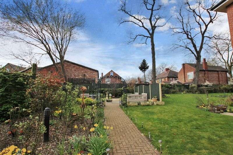 1 Bedroom Property for sale in St Clement Court, Manchester, M41 9JE
