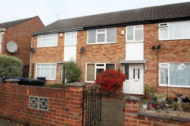 3 Bedrooms Terraced House for sale in Lilliput Avenue, Northolt, Middlesex