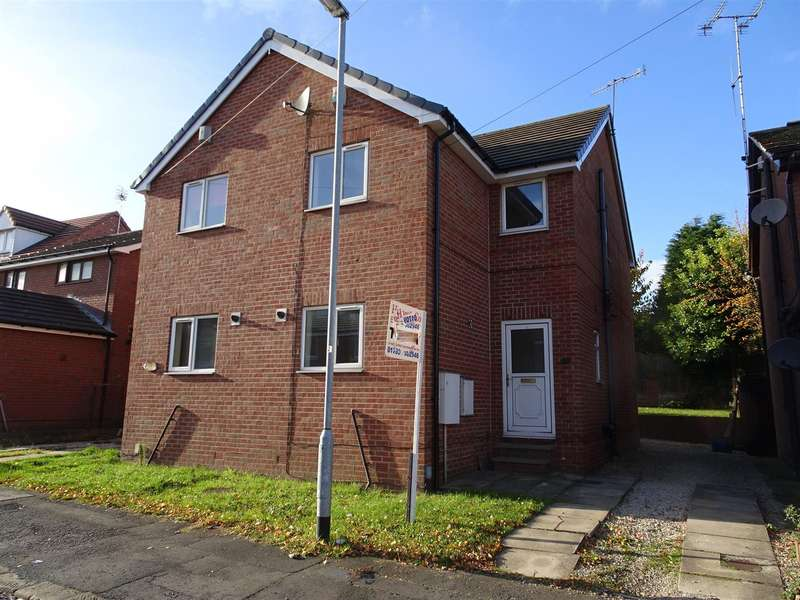 3 Bedrooms Semi Detached House for sale in 121 Clough Street, Rotherham, S61 1RJ