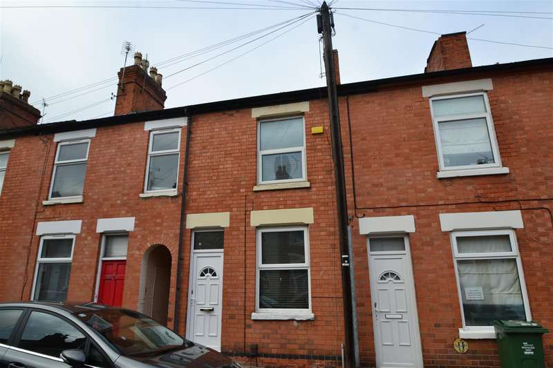 2 Bedrooms Terraced House for sale in Paget Street, Loughborough