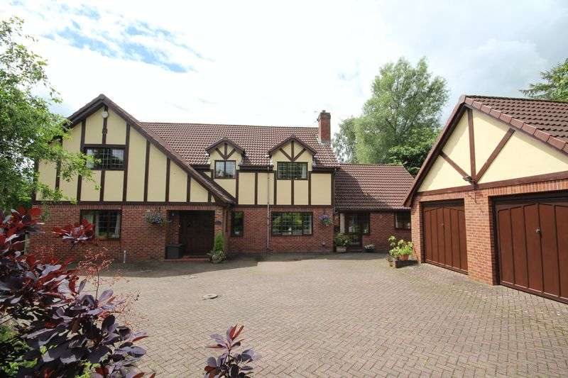 6 Bedrooms Property for sale in Greenwich Close Bamford, Rochdale