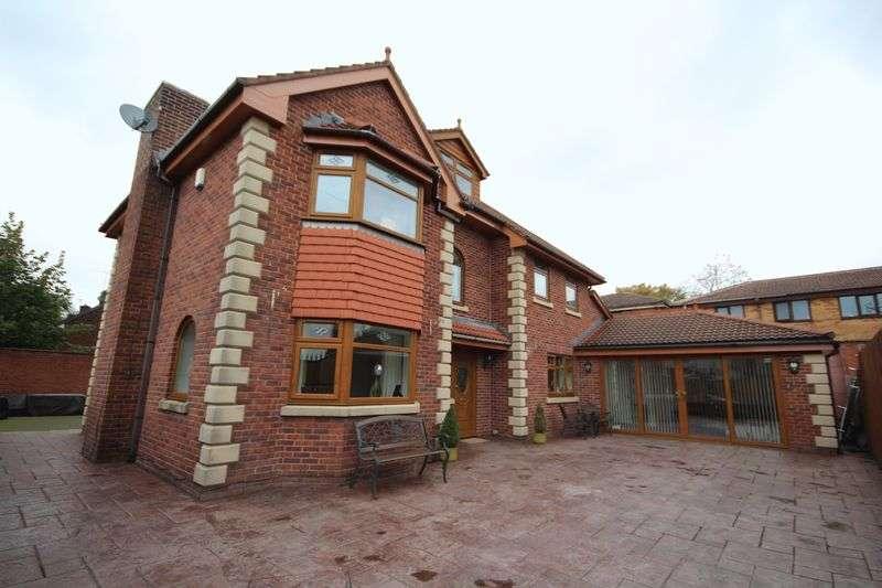 5 Bedrooms Property for sale in Farm Street Hopwood, Heywood