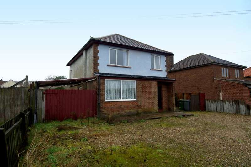 3 Bedrooms Detached House for sale in Cromwell Road, Sprowston, Norwich, NR7