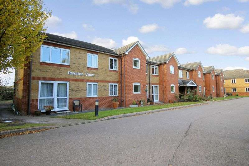 1 Bedroom Property for sale in Royston Court, Esher, KT10 0AF