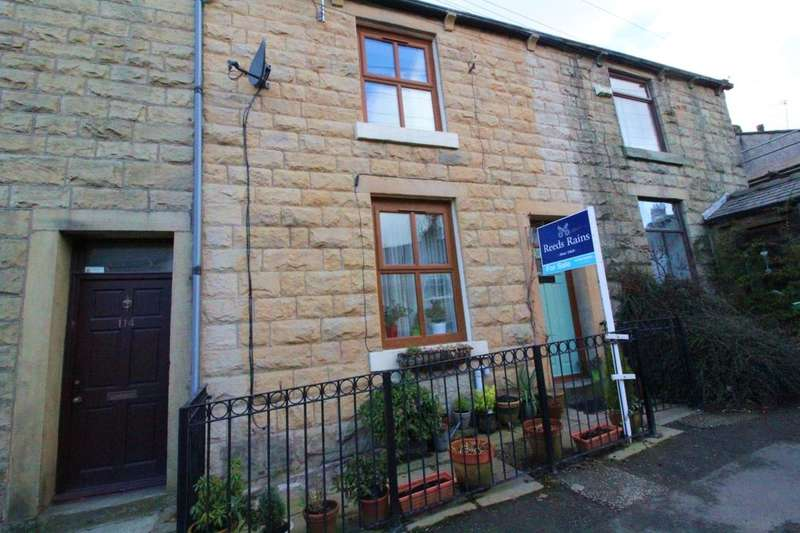 3 Bedrooms Terraced House for sale in Bury Road, Edenfield,Ramsbottom, Bury, BL0