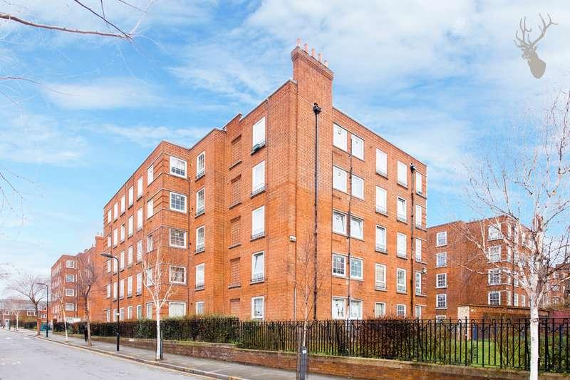 1 Bedroom Flat for sale in Banister House, Homerton High Street, Homerton, E9