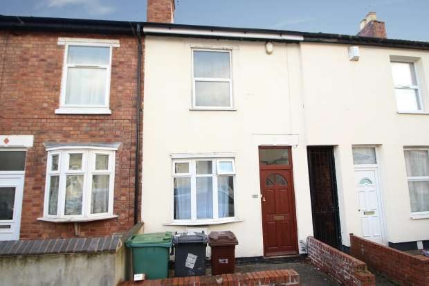 3 Bedrooms Terraced House for sale in Leicester Street, Wolverhampton, West Midlands, WV6 0PP