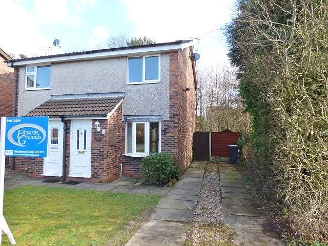 2 Bedrooms House for sale in Chepstow Close, Callands, Warrington