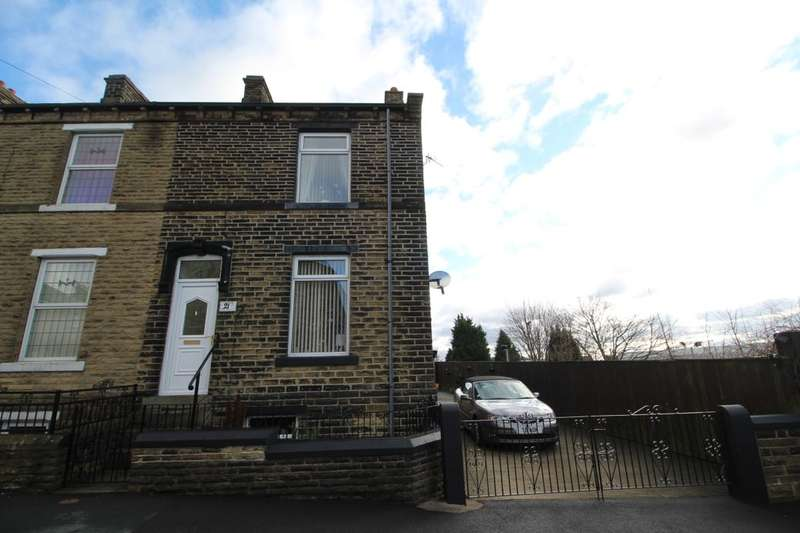 3 Bedrooms Terraced House for sale in Ashfield, Bradford, BD4