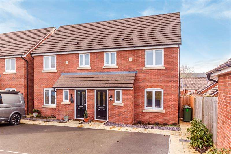 3 Bedrooms Semi Detached House for sale in Cordwainers Lane, Ross-On-Wye