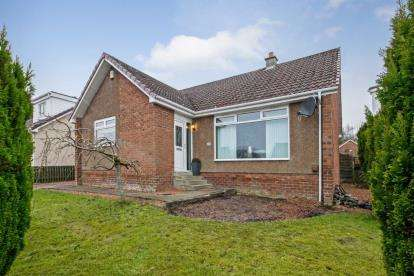 3 Bedrooms Bungalow for sale in Hillfoot Crescent, Wishaw