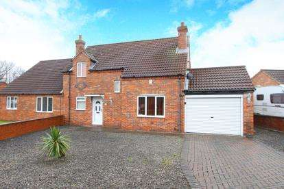 2 Bedrooms Bungalow for sale in Penrose Crescent, Arkwright Town, Chesterfield, Derbyshire