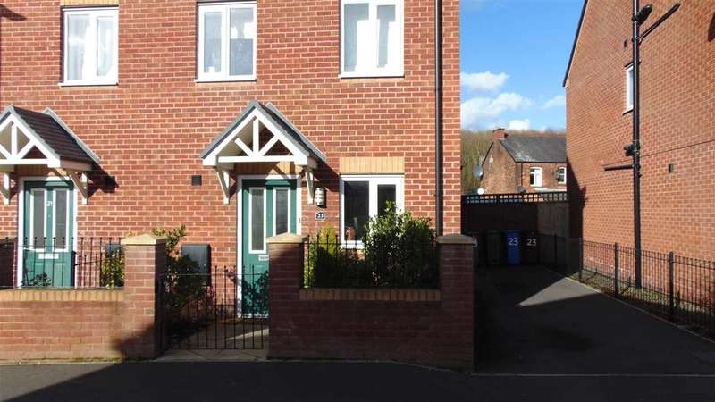 3 Bedrooms Semi Detached House for rent in Hexagon Close,, Blackley