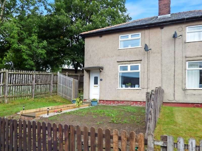 2 Bedrooms Semi Detached House for sale in Brent Street, Burnley, BB10 2QE