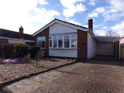 2 Bedrooms Bungalow for sale in Walkers Road, Stratford Upon Avon