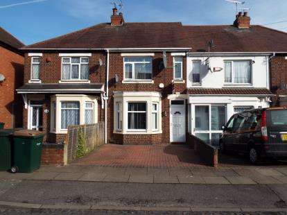 2 Bedrooms Terraced House for sale in Tallants Road, Courthouse Green, Coventry, West Midlands