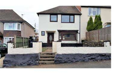3 Bedrooms End Of Terrace House for sale in George Street, Gun Hill, Coventry, Warwickshire