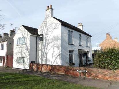 4 Bedrooms Detached House for sale in Station Road, Castle Donington, Derby