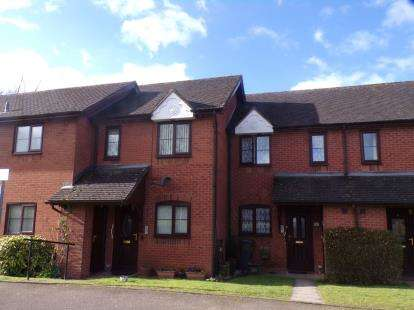2 Bedrooms Retirement Property for sale in Derwent Close, Burton On Trent, Staffordshire