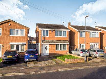 3 Bedrooms Detached House for sale in Polperro Way, Hucknall, Nottingham, Nottinghamshire
