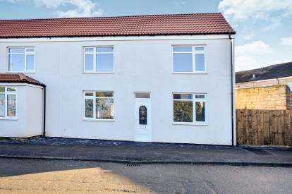 3 Bedrooms Semi Detached House for sale in Park Hall Road, Mansfield Woodhouse, Mansfield, Nottinghamshire
