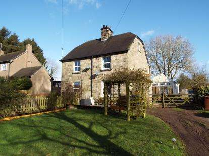 3 Bedrooms Semi Detached House for sale in Croxden Cottages, Croxden, Uttoxeter, Staffordshire