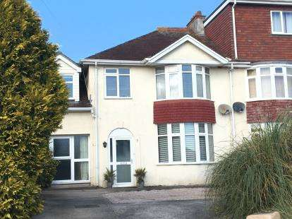 4 Bedrooms Semi Detached House for sale in Barton, Torquay, Devon