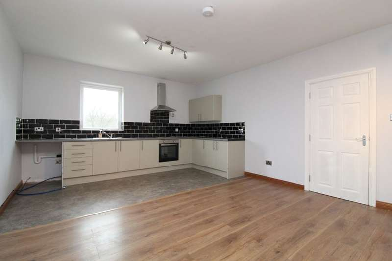 2 Bedrooms Flat for rent in Nelson Street, Rotherham, S65