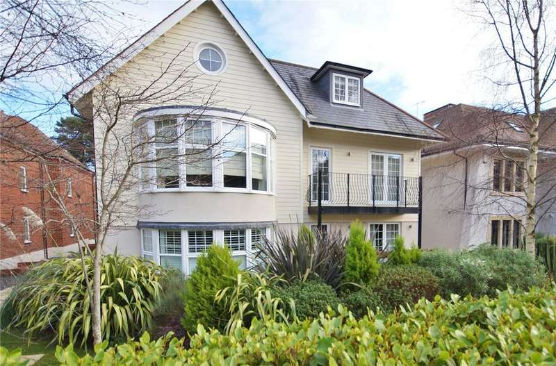 2 Bedrooms Flat for sale in Compton Avenue, Poole, Dorset, BH14