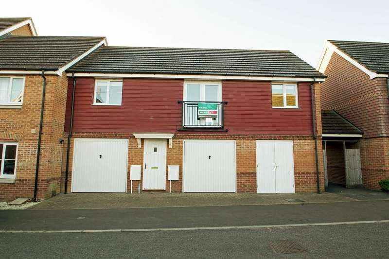 2 Bedrooms Apartment Flat for sale in Queens Hill, Costessey, Norwich