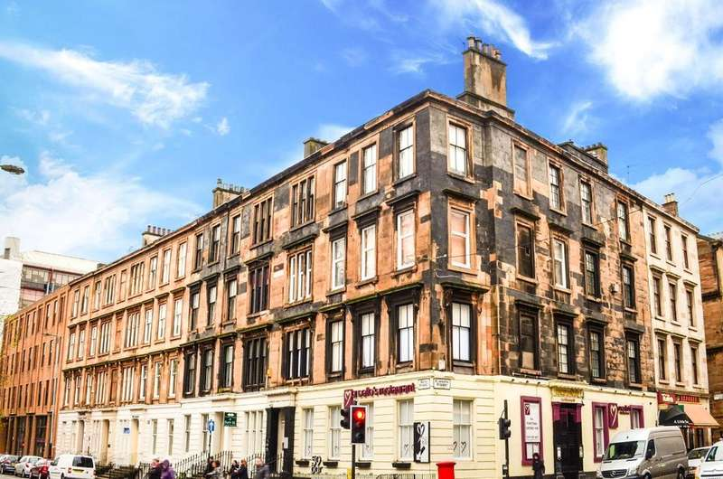 7 Bedrooms Flat for sale in Bath Street, Flat 3/1, City Centre, Glasgow, G2 4JR