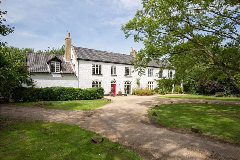 7 Bedrooms Equestrian Facility Character Property for sale in Downham Grove, Wymondham, Norfolk, NR18