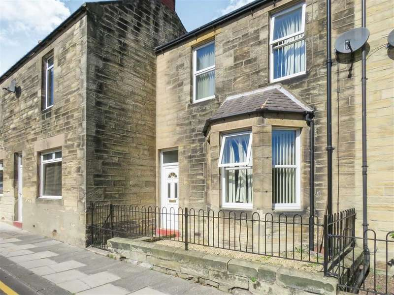 3 Bedrooms Terraced House for sale in Bede Street, Amble, Northumberland