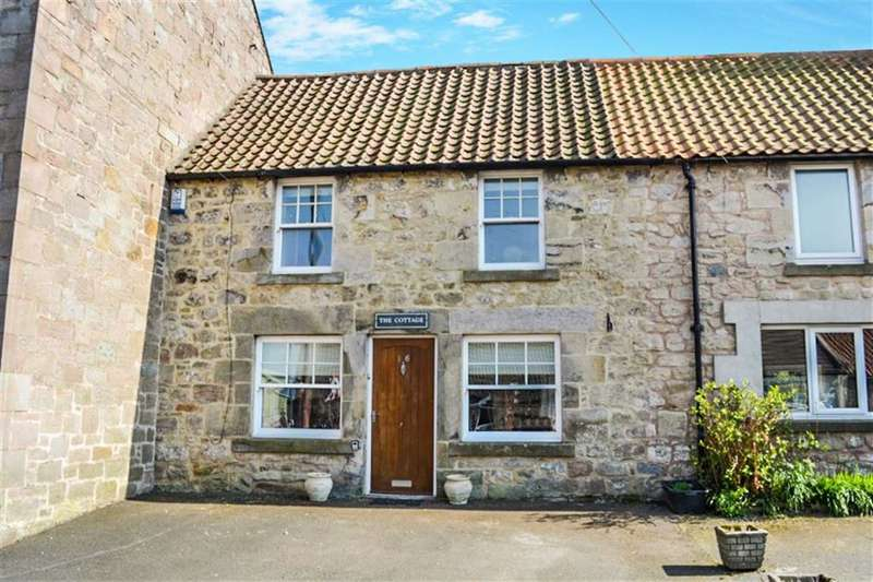 3 Bedrooms Terraced House for sale in Main Street, Lowick, Northumberland