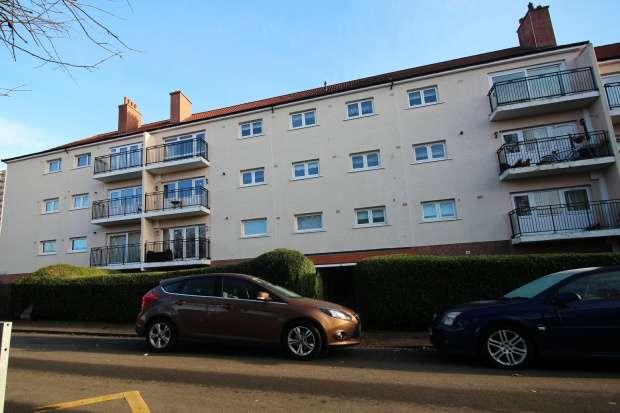 2 Bedrooms Flat for sale in Glenmore Avenue, Toryglen, Glasgow, G42 0EH