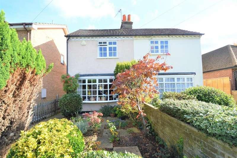 2 Bedrooms Cottage House for sale in Green Lane, HERSHAM VILLAGE KT12