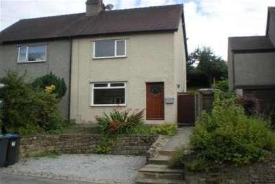 2 Bedrooms Semi Detached House for rent in Northwood Lane, Matlock, Derbyshire