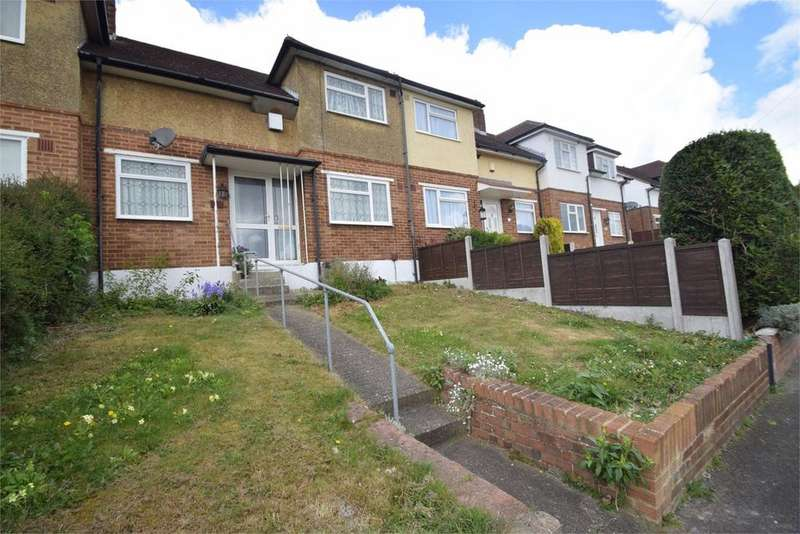 2 Bedrooms Terraced House for sale in Madden Avenue, Chatham, ME5