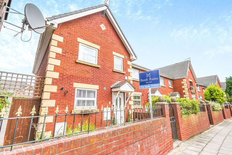 3 Bedrooms Terraced House for sale in Warrington Road, Prescot, L34