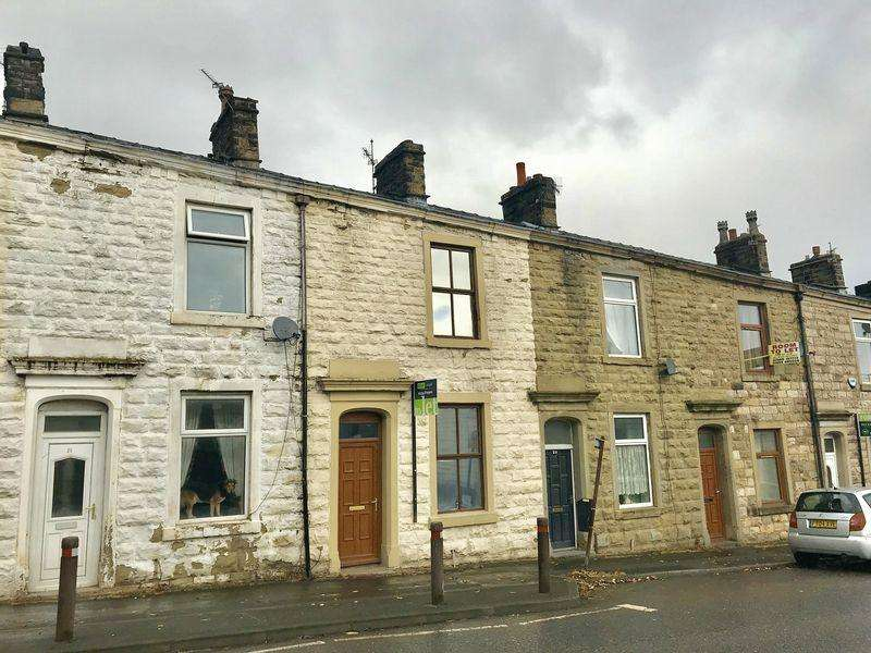2 Bedrooms Terraced House for sale in Hermitage Street, Rishton