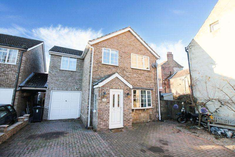 5 Bedrooms Link Detached House for sale in King Street, Ripon