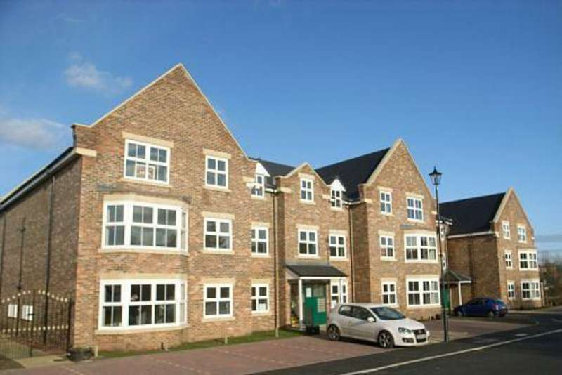 2 Bedrooms Apartment Flat for rent in West End Manors, Guisborough TS14