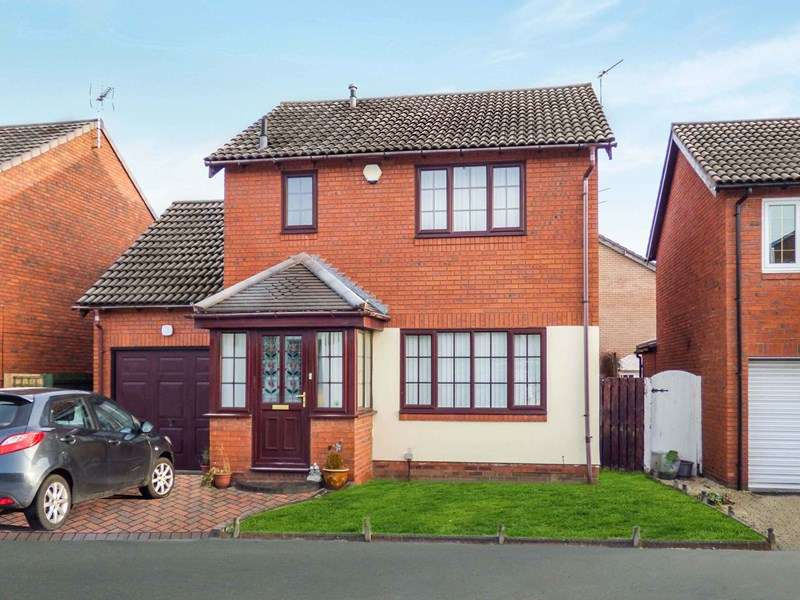 3 Bedrooms Property for sale in Thornbury Avenue, Netherfield Park, Seghill, Northumberland , NE23 7RT