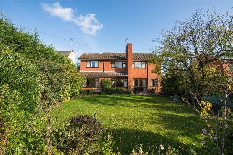 4 Bedrooms Detached House for sale in Holt Heath, Worcester, WR6