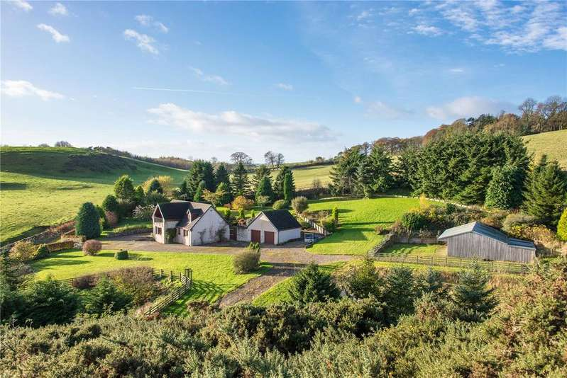 4 Bedrooms Detached House for sale in Rowanbank, New Fargie, Near Glenfarg, Perth, Perthshire