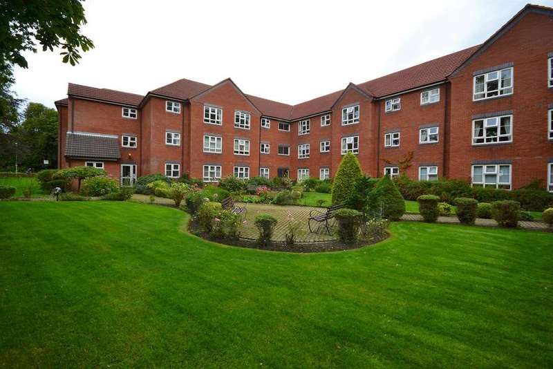 1 Bedroom Flat for sale in Woodlands, The Spinney, Moortown