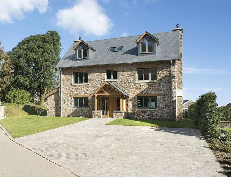 5 Bedrooms Detached House for sale in Hillfield, Bugford, Dartmouth, Devon, TQ6