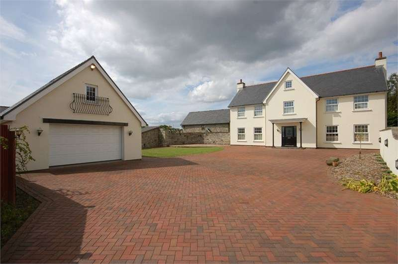 4 Bedrooms Property for sale in Eglwys Nunnydd, Margam