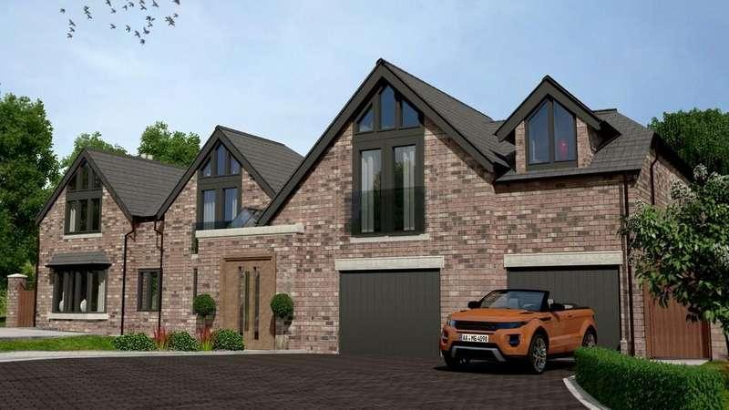 5 Bedrooms Detached House for sale in Pasture Croft, Haven Pastures, Henley in Arden