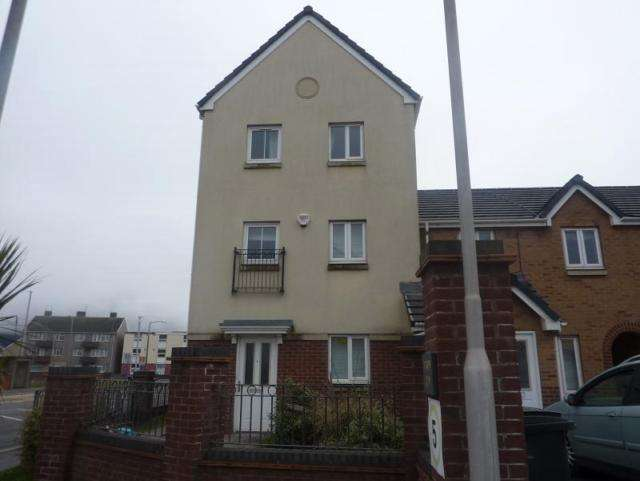 4 Bedrooms Town House for rent in Jersey Quay, Aberavon, SA12 6QN